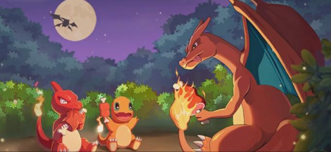 Monster Camp Pokemon tutorial