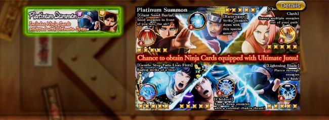 ninja the chakra awakens apk update