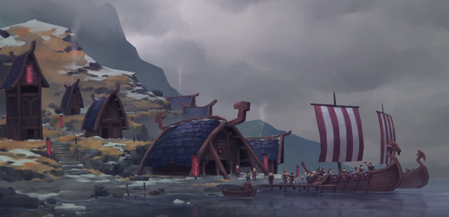 """Northgard"