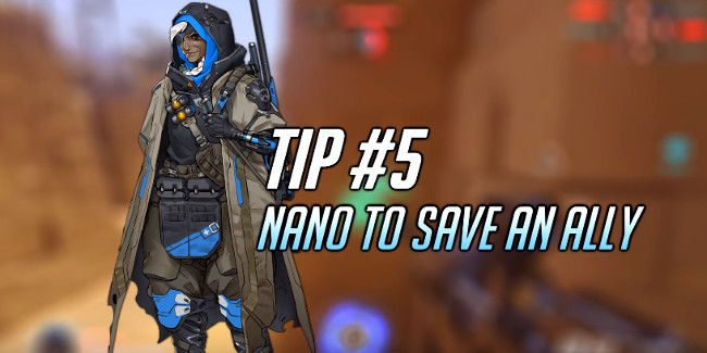 Overwatch - ANA tutorial
