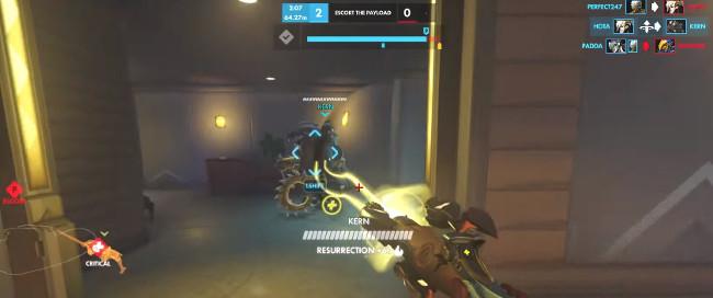 Overwatch - Mercy tutorial