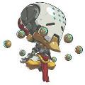 Overwatch Zenyatta hack logo