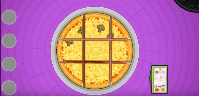 Papa's Pizzeria mod code