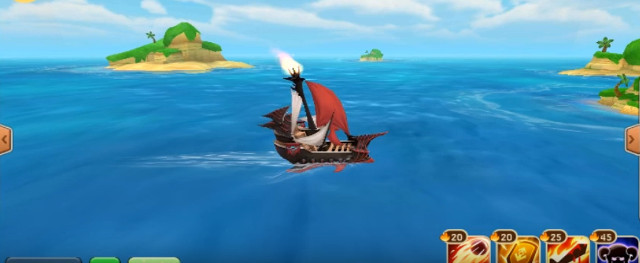 Pirate Legend hack