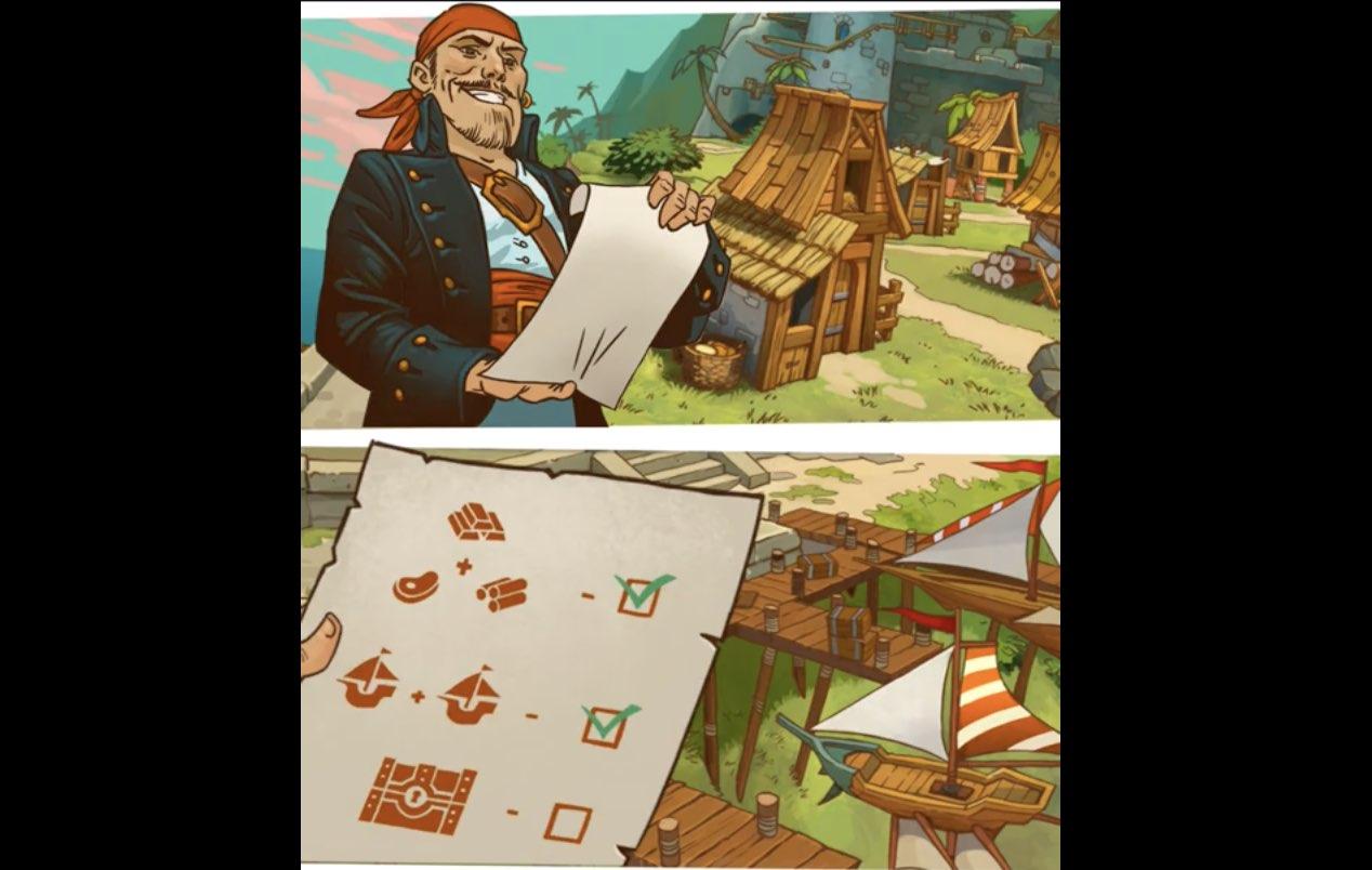 Pirate Sails tutorial