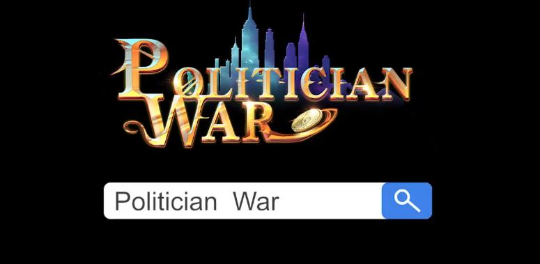 Politician War tutorial