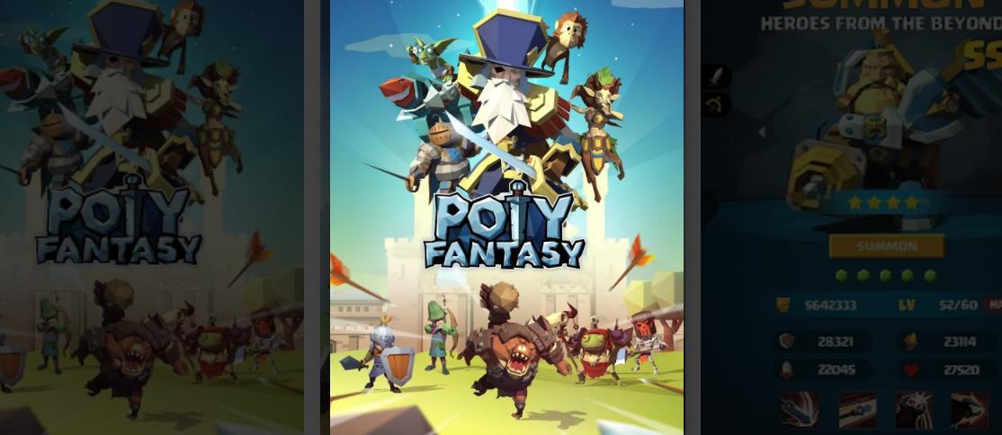 Poly Fantasy hack