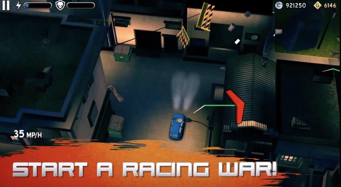 Racing Wars hack