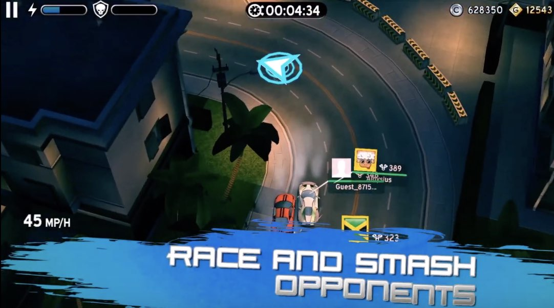 Racing Wars wiki