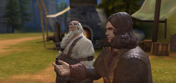 Rangers of Oblivion materials