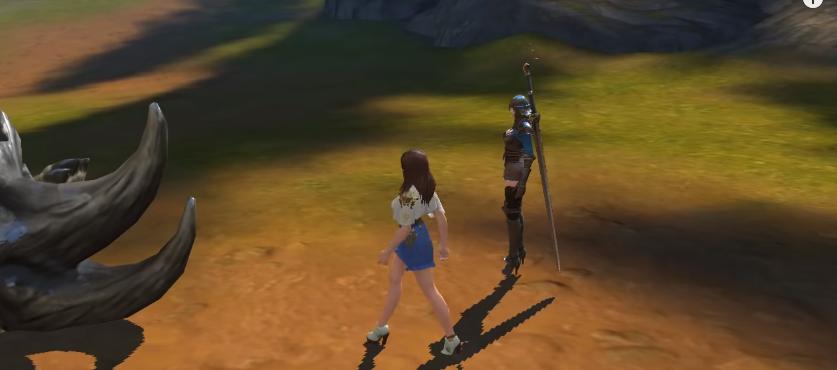 Rangers of Oblivion weapon