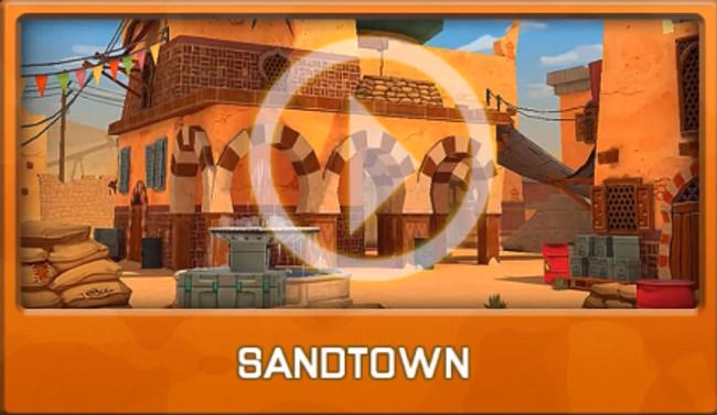 Respawnables - sandtown (combat arena)