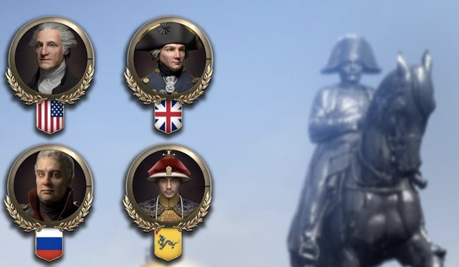 Rise of Empires Napoleonic Wars hack relics