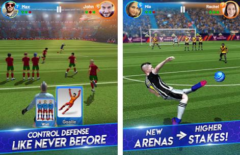 Ronaldo Soccer Clash hack tools