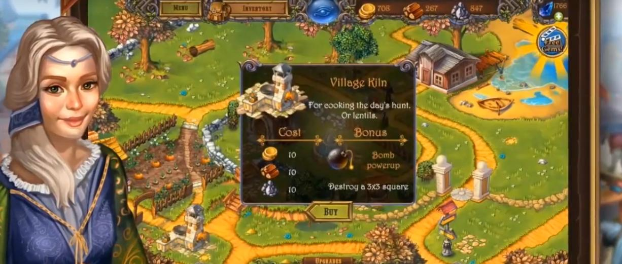 Runefall Medieval Match 3 hack tools