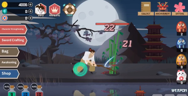 Samurai Kazuya hack