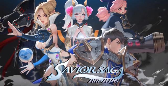Savior Saga hacked