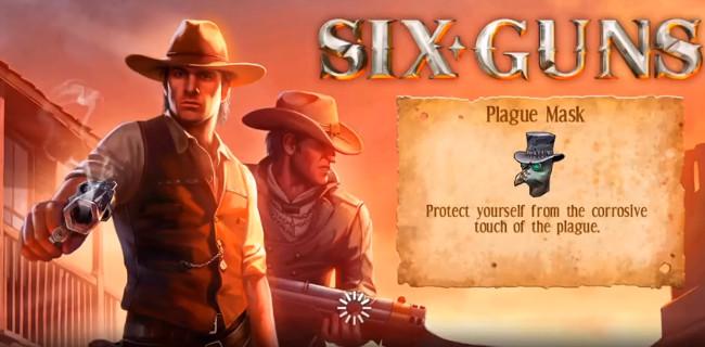 """Six-Guns"