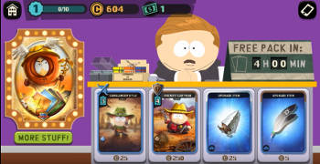 South Park: Phone Destroyer ruby package