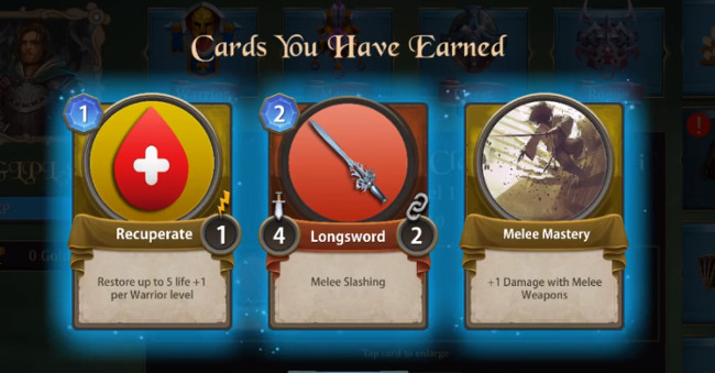 Spellsword Cards gift box