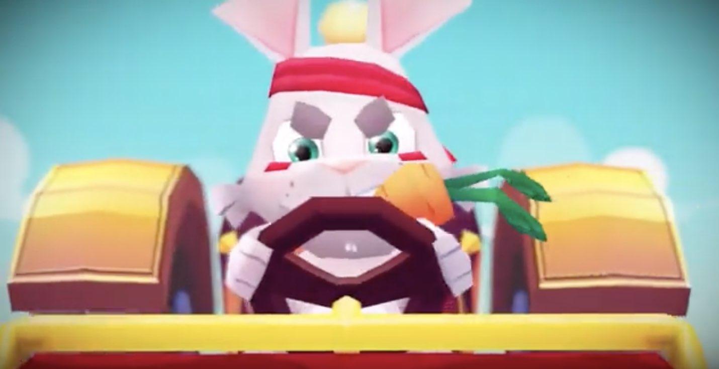 Splash Rabbit Arena hack