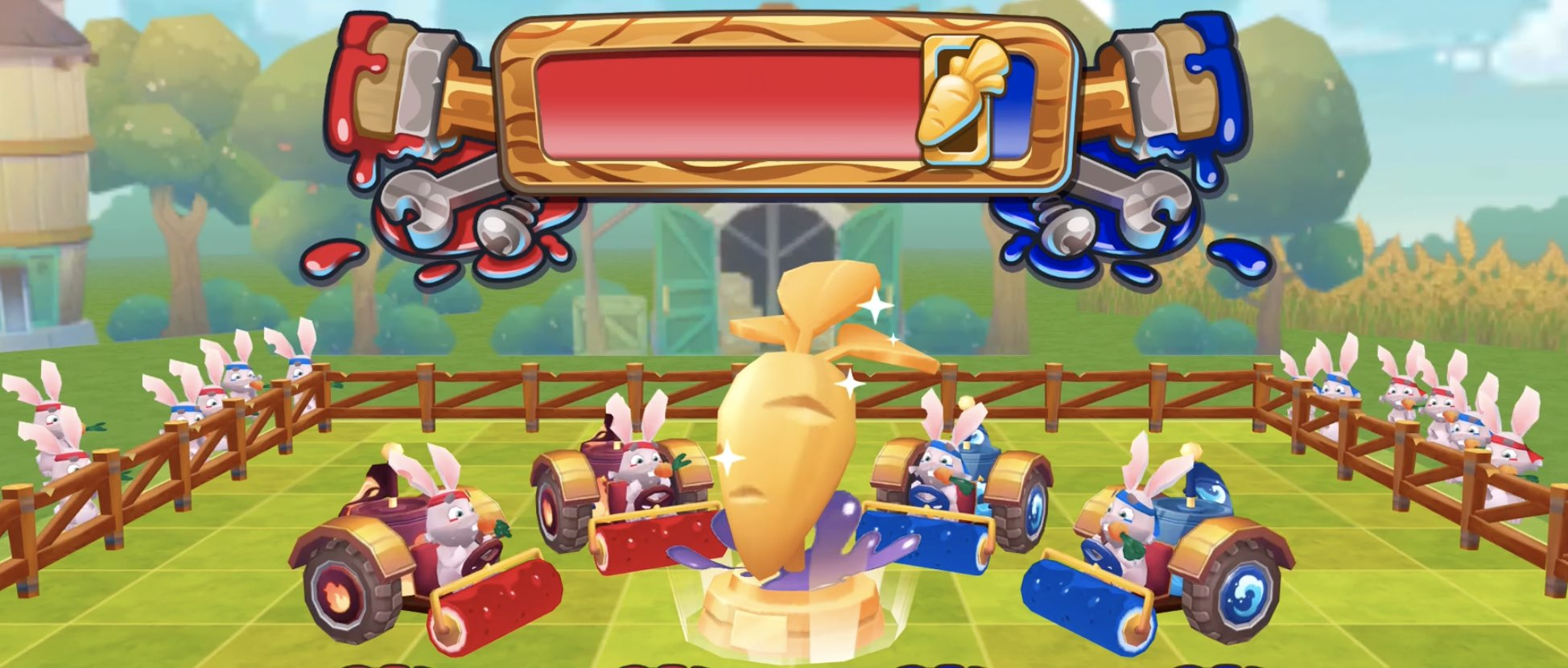Splash Rabbit Arena tutorial