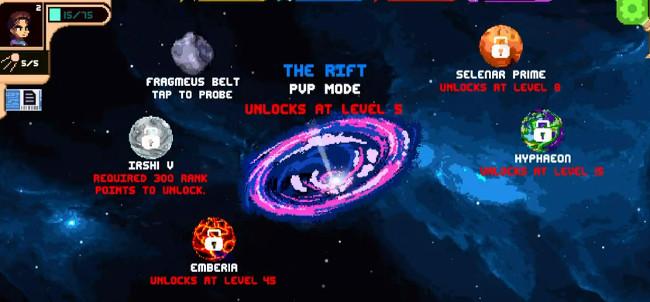 Star Trek Trexels II cheats code hack (energy power, command