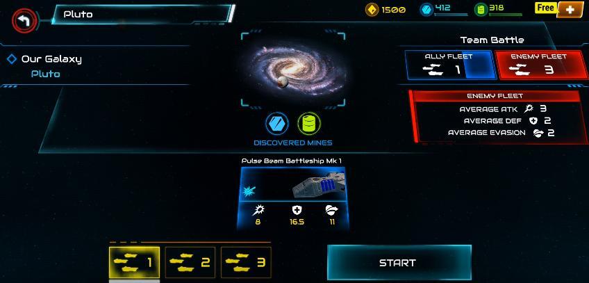 Starship battle wiki