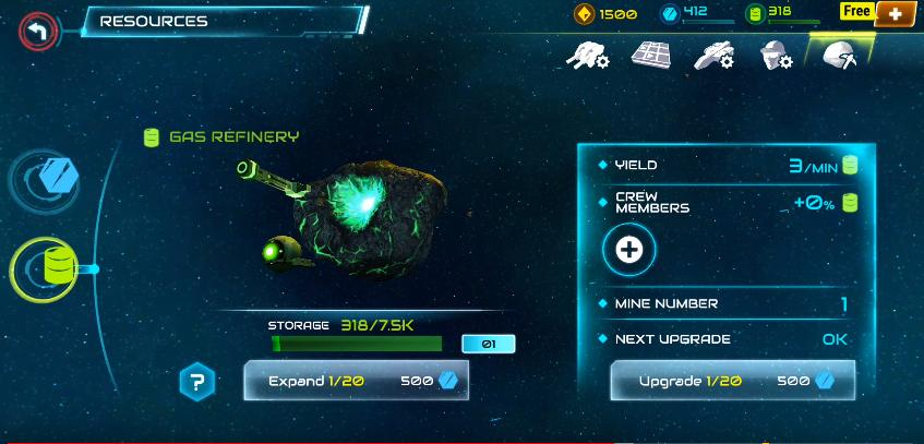 Starship battle tutorial