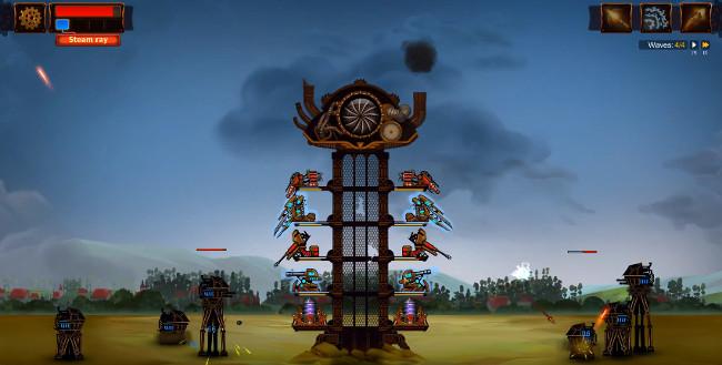 Steampunk Tower 2: cheats hack code  Steampunk Tower...