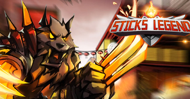 Sticks Legends Ninja Warriors hacked