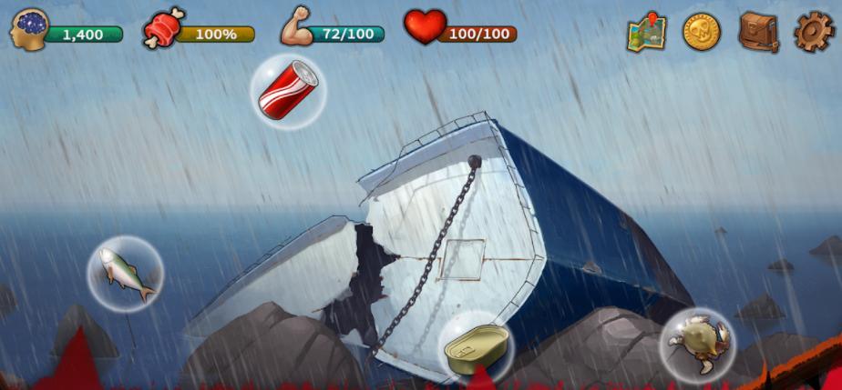Survival & Escape Island hack tools