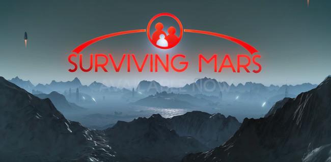 Surviving Mars hacked