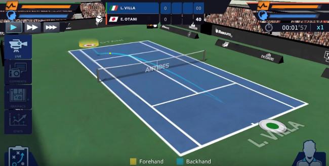 """Tennis"
