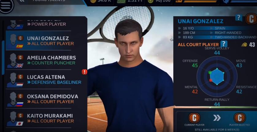 Tennis Manager 2019 wiki