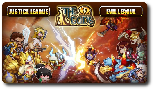 The Gods Omega - free: cheats, hack, code ( chest, krystals, champions)
