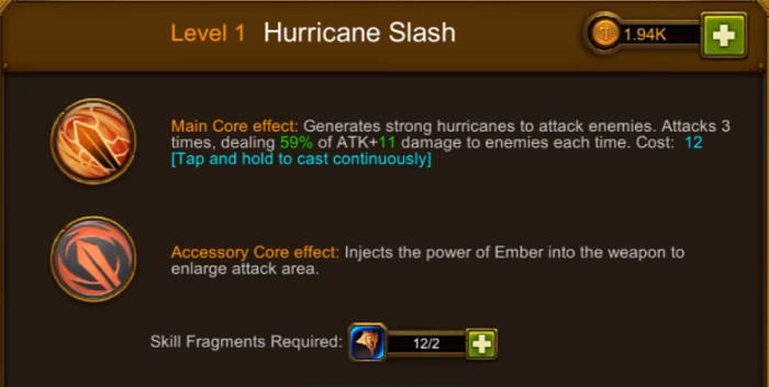 Torchlight mode code