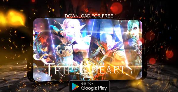 Triple Hearts hacked