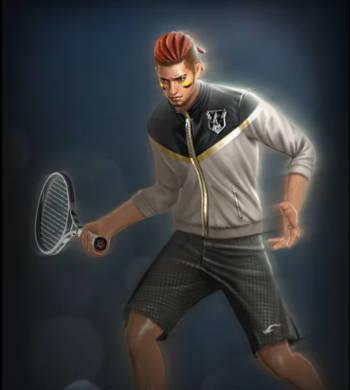Ultimate Tennis mode code
