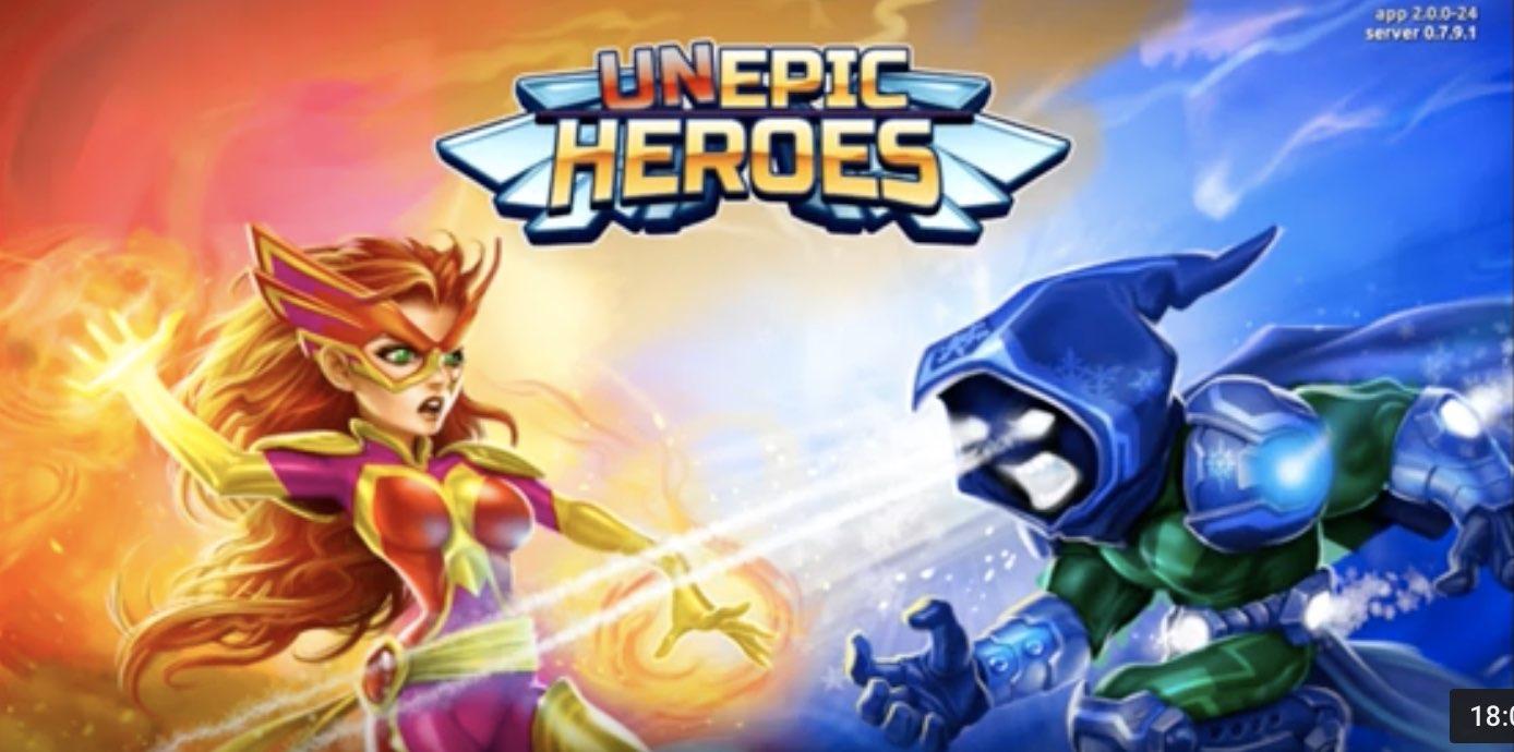 Unepic Heroes hack