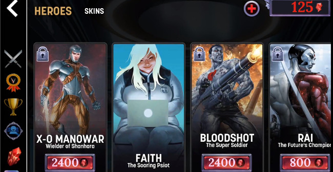 Valiant Puzzle Warriors hacked