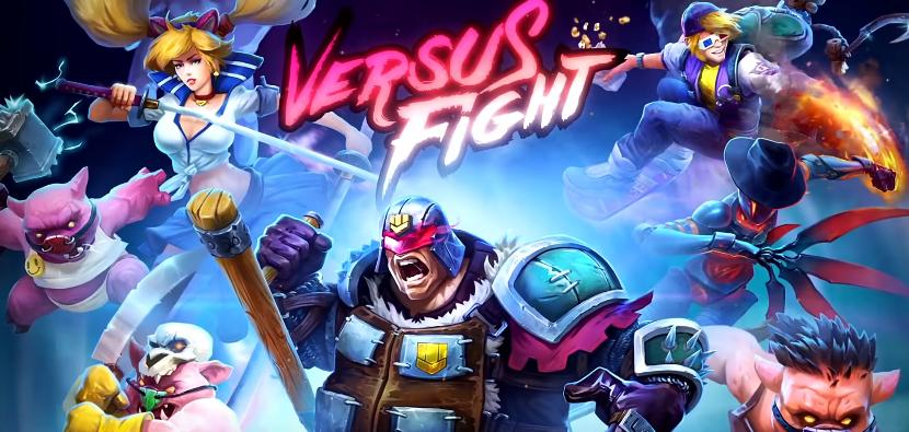 Versus NEXT Fight tips