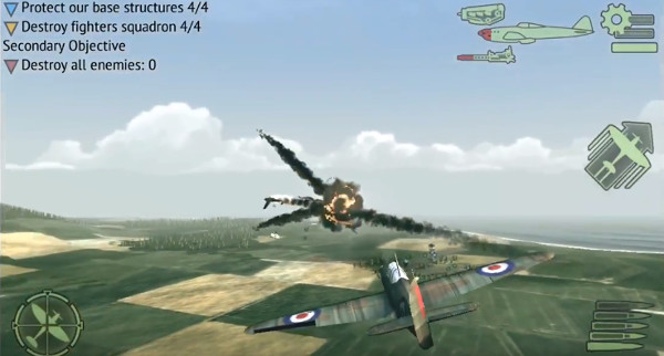 Warplanes WW2 Dogfight  wiki