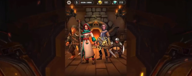 Warriors of Waterdeep cheats hack code (gold coins, gem, hero)