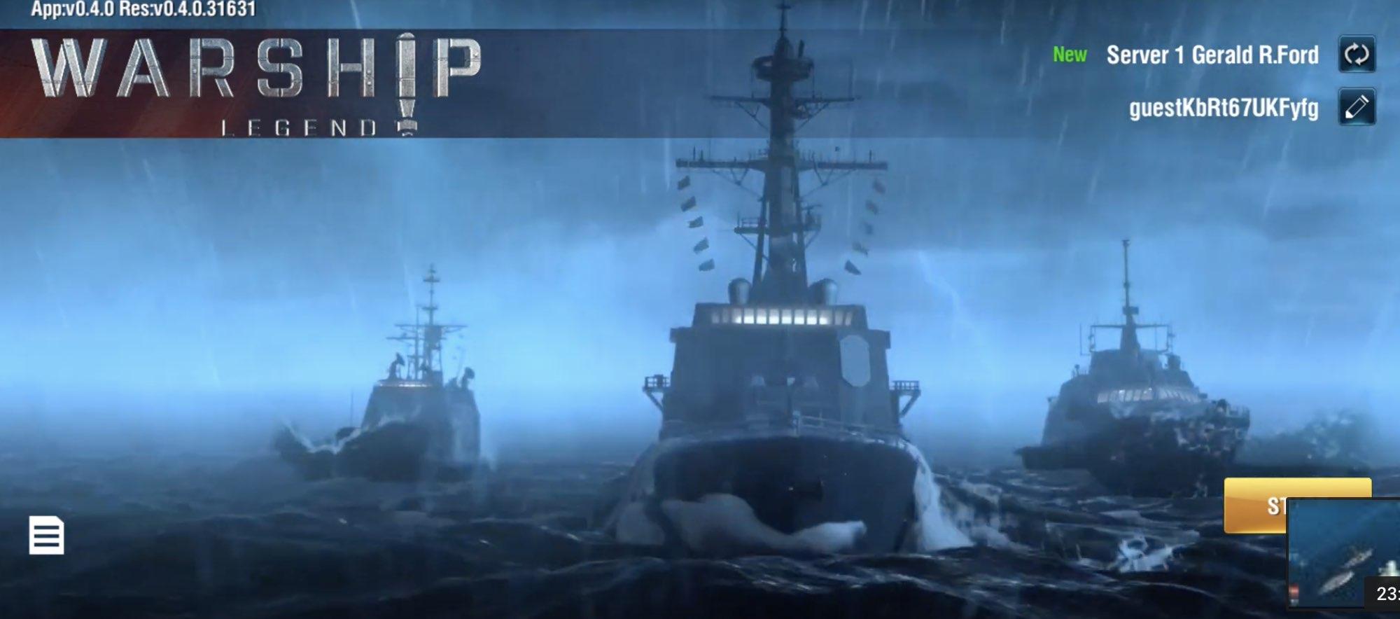 Warship Legend Idle hack
