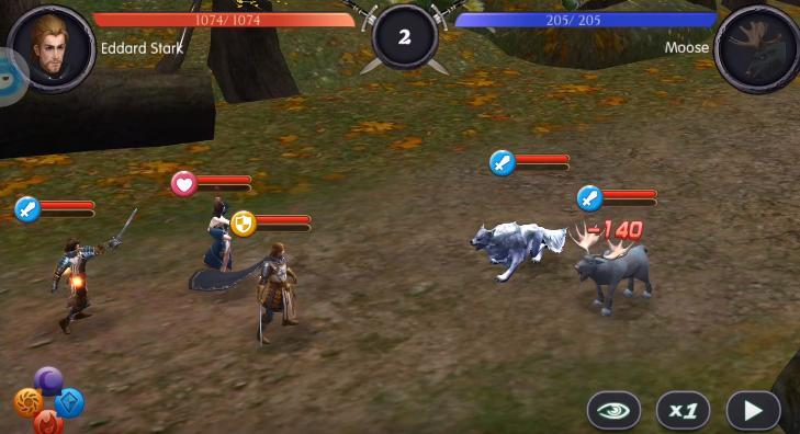 Westeros War hack pets