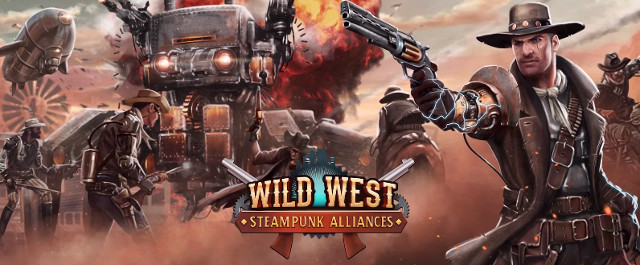 Wild West Steampunk Alliances hack