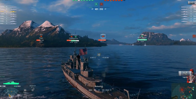 World of Warships cheats code hack (premium, credits, doubloon)