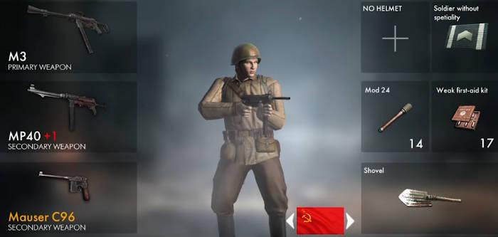 World War Heroes cheat