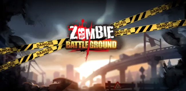Zombie Battleground gift box